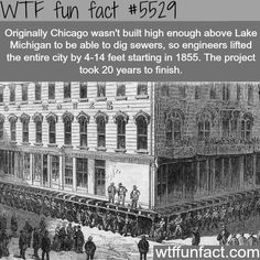: Raising Chicago - WTF fun facts | March 26 2016 at 08:52AM | http://www.letstfact.com