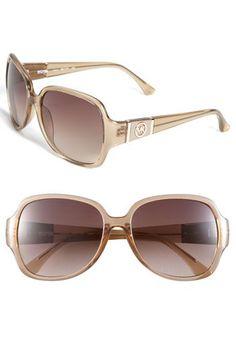 488b7bf213e9 MICHAEL Michael Kors 56mm Square Sunglasses