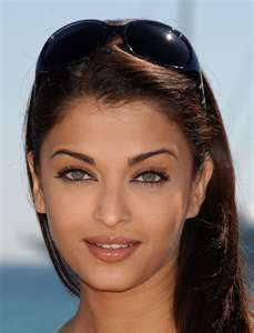 Queen of Bollywood.  A few US films too.  I think she's great.  Aishwarya Rai