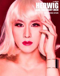 2017 뮤지컬 <헤드윅> 포스터&컨셉사진 조형균