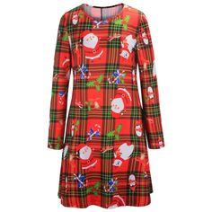 christmas dresses printed - Google-søgning