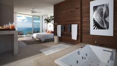 Àni Villas Anguilla...LUXURYN AT ITS FINEST. LOVELY BEDROOM & BATH