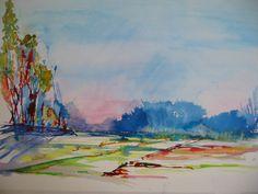 watercolor by froukje franke