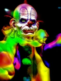 The Clowns Know by laurna.deviantart.com on @DeviantArt