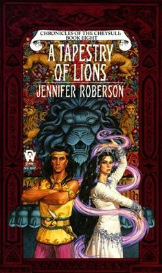 13 best cheysuli chronicles images on pinterest jennifer oneill a tapestry of lions chronicles of the cheysuli bk 8 by jennifer fandeluxe Images