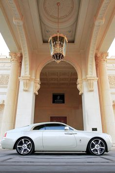 Rolls Royce Wraith Cool Kids Never Die