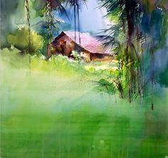 Artwork by Milind  Details on www.art2day.co.in