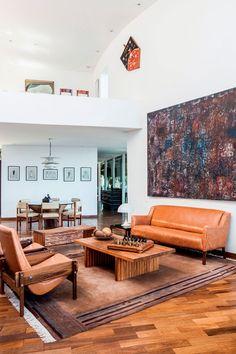 A casa de Simon Lau, do Aquavit