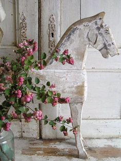 In the Pink Room: shabby sweetness