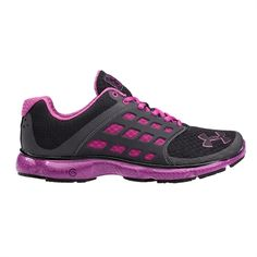 Under Armour® Micro G® Connect Running Shoe - These would be nice to have for the Fargo Marathon this year!