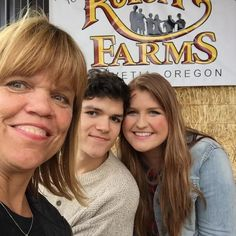 """""""Loved seeing Jacob at the farm this past Sunday🎃 Love My Kids, 4 Kids, Children, Jeremy And Audrey, Roloff Family, Little People Big World, 19 Kids And Counting, Me Tv, Having A Baby"""