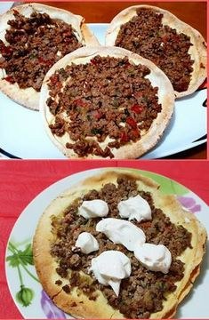 Λαχματζούν με αραβικές πίτες !!! ~ ΜΑΓΕΙΡΙΚΗ ΚΑΙ ΣΥΝΤΑΓΕΣ 2