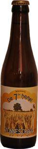 Zonnestraal - De zon stralend aan de hemel, garant voor een rijke oogst aan brouwgerst en hop. Een perfecte basis voor een Hemels bier. Ruik het typische frisse boeket van hop en fruitige bloesem. Proef de volle smaak van mout en geniet van dit prachtige stukje natuur. 6,5% vol .