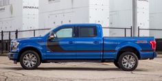 2017 Ford F-150 Lariat Sport review