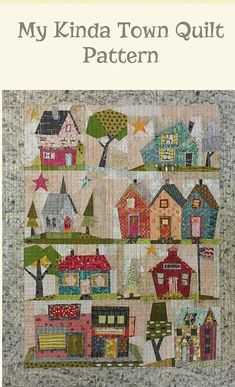 Hey, I found this really awesome Etsy listing at https://www.etsy.com/listing/542711072/my-kinda-town-quilt-pattern-fiberworks