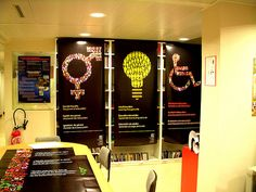 UNESCO - 7 Posters for 4 International UNESCO Conferences. Goal: Education for All by 2015.  I used icons so that people who speak different languages could understand the message of the posters.   by WILLPOWER STUDIOS | WILLIAM ISMAEL | www.WillpowerStudios.com