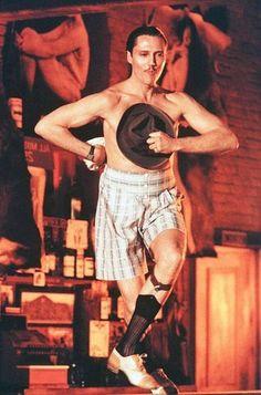 """Pennies From Heaven"" movie still, 1981.  Christopher Walken as Tom."