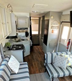 60+ Unique DIY Camper Interior Remodel Ideas You Can Try Right Now