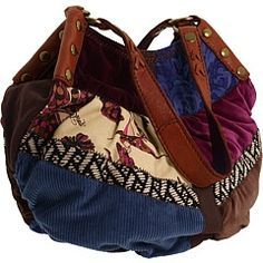 "Lucky Brand ""Boho Bag"""