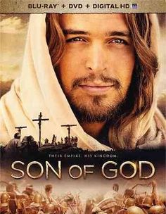 From producers Mark Burnett and Roma Downey, Son of God brings the powerful and inspirational story of Jesus to life for a whole new generation of families to enjoy. History Channel, Son Of God, Movies To Watch, Good Movies, Movies 2014, Movies Free, Mark Burnett, Roma Downey, Christian Films