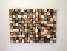 Wooden Wall Art by WallWooden on Etsy