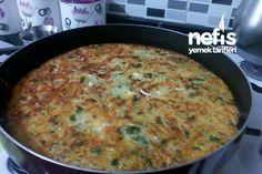 Aardappelmot in Koekenpan 1 Albanian Recipes, Turkish Recipes, Ethnic Recipes, Breakfast Items, Breakfast Recipes, Veggie Recipes, Healthy Recipes, Potato Recipes, Delicious Recipes