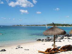 the beach Mauritius, Patio, World, Beach, Outdoor Decor, Travel, Home Decor, Viajes, Decoration Home