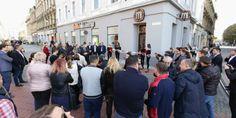 FFB megnyitó, Románia