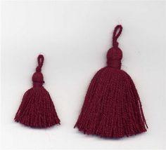 VCTRY's BLOG: Como hacer borlas decorativas o pompones, muy facil