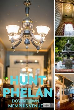 Hunt Phelan In Downtown Memphis TN Perfect For Weddings And Receptions Events