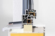 Detail Anschluss eines Fensters von Fenster-Schmidinger in Oberösterreich / Linz. Wir sind Ihr Spezialist, wenn es um den fachgerechten Einbau Ihrer Fenster geht! Nur mit eigenen Monteuren. Infos auch auf unserer Website: www.fenster-schmidinger.at  #Montage #Fenster #ÖNORM B5320