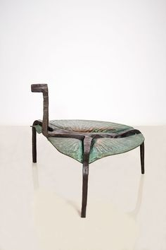 Implement Bench/Table I Forged iron, copper 80 x 60 x 70 cm One-Off Forging Metal, Forged Steel, High Carbon Steel, Bronze Age, Old Art, Ancient Art, Blacksmithing, Wrought Iron, Metal Working