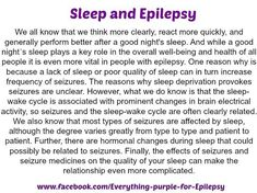 one of my main concerns. Does this affect you? Cause I am a big factor in your minimal sleep. Epilepsy Facts, Epilepsy Quotes, Epilepsy Awareness Month, Temporal Lobe Epilepsy, Epilepsy Seizure, Epilepsy Symptoms, Seizures Non Epileptic, Expressive Language Disorder, Epilepsy Treatment