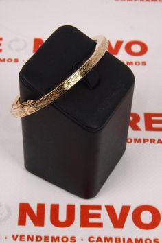 Esclava oro estampado E265253A En la joyería on line Re-Nuevo podrás elegir y comprar tu joya de oro o plata de entre una amplia gama de impecables joyas de segunda mano a precios increíbles. Entra a verlas.