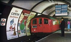London Transport Tube stock 1938