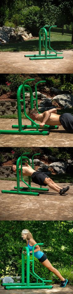 Other Fitness Equipment and Gear 28065: Stamina Fitness Outdoor Multi-Use Station 65-1380 Heavy Duty Exercise Gym -> BUY IT NOW ONLY: $175 on eBay!