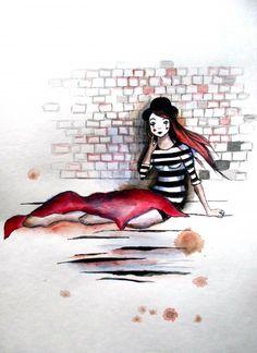 Nové kresby inšpirované trochu aj cirkusom / Agyness » SAShE.sk - slovenský handmade dizajn
