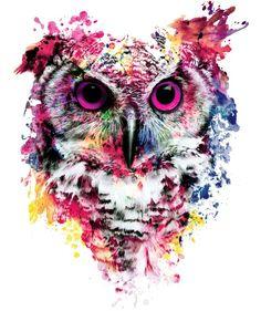 Owl by RIZA PEKER