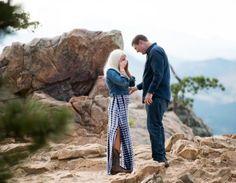 Lost Gulch Overlook Boulder Emotional Proposal