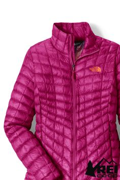 Pull on this jacket for some serious warmth whether you're walking from the front door to your car or, you know, traversing a mountain. In fact, The North Face outfitted their athletes in these on summit trips to Mt. Denali. The synthetic ThermoBall insulation keeps heat with you and insulates even when wet. Available in an array of colors on REI.com, it makes for a cozy holiday gift.