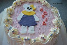 Kirsin keittiössä: Tau nalle - kakku