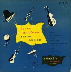 BENNY GOODMAN album covers - Google Search