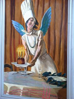 WILLUMSEN PAINT FREDERIKSSUND DENMARK - DO NOT WORRY - HERE I START WITH YOUR INSPIRATION FROM JANES