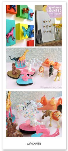 DIY-animals-plastic framework