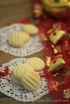 Eat Your Heart Out: Recipe: Melt-in-the-mouth German cookies (CNY)