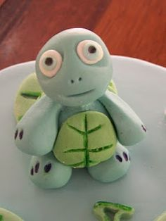 turtle - for turtle cake!