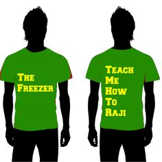 The Freezer  B.J. Raji  The Green Bay Packers    for information on how to order email thoseplayertees@gmail.com