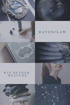 Ravenclaw is cool. Shoutout to Katie Conley. Follow her I guess.