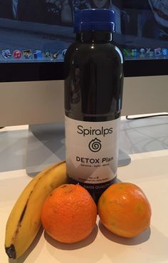 Detox with Spiralps and Spirulina