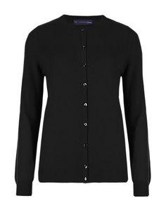 Pure Cashmere Button Through Cardigan | M&S